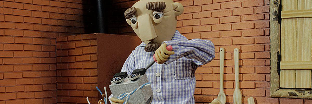 Imagens de animações de Flávio Gomes
